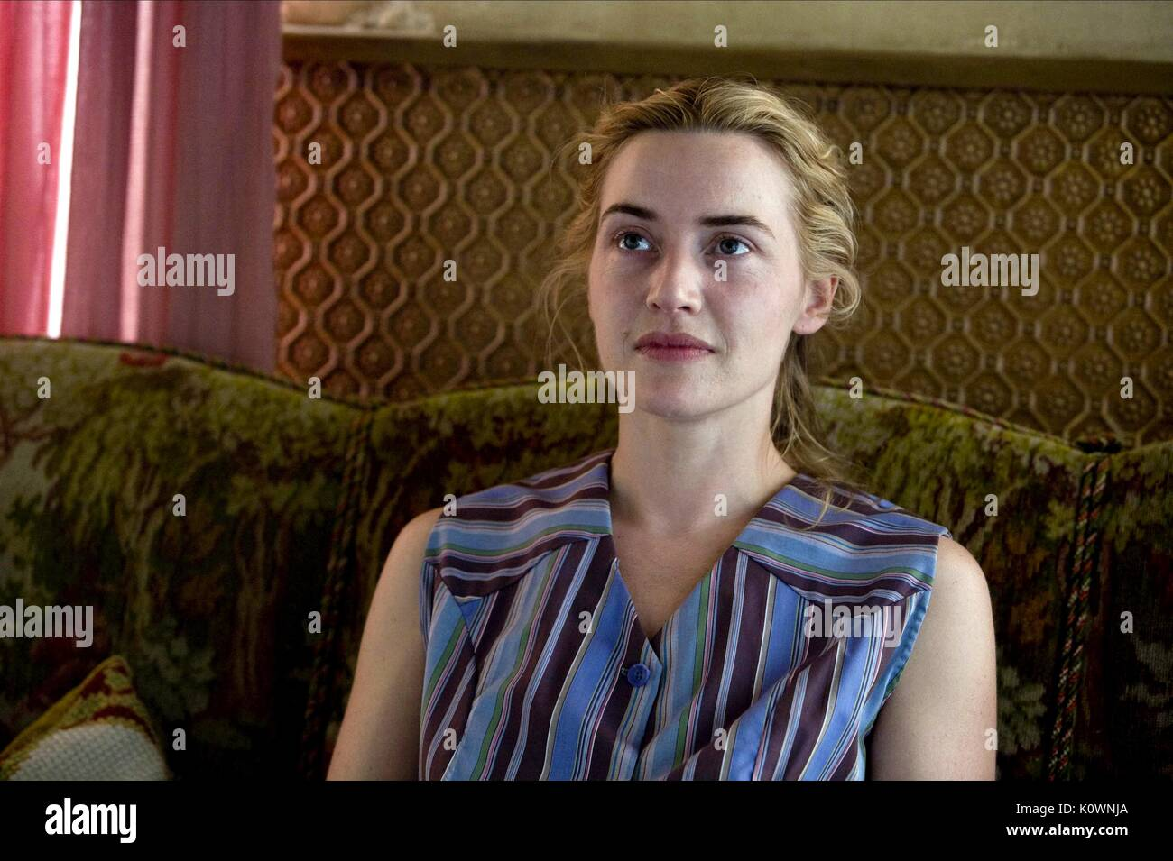 KATE WINSLET THE READER (2008) - Stock Image