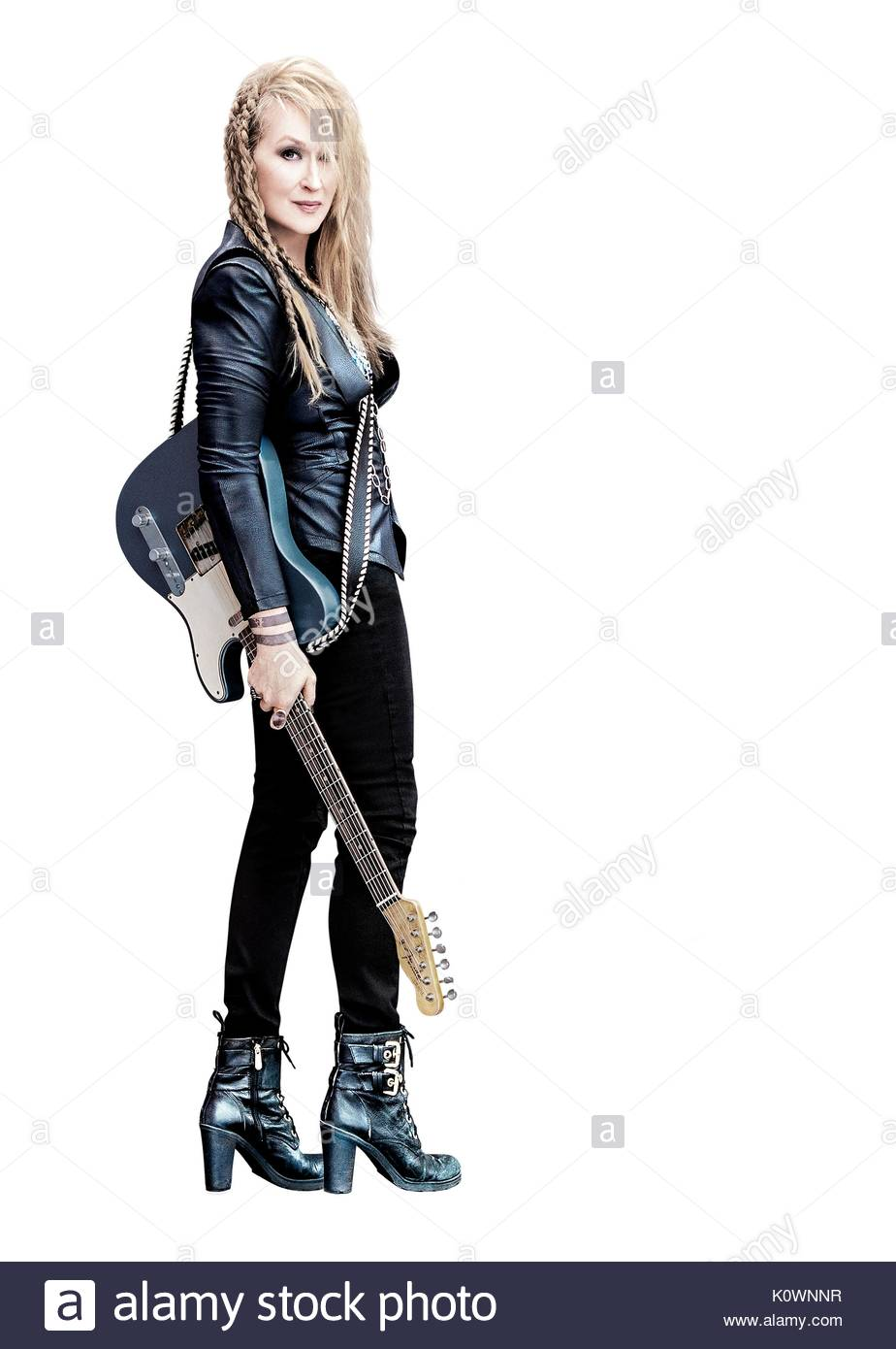 MERYL STREEP RICKI AND THE FLASH (2015) - Stock Image