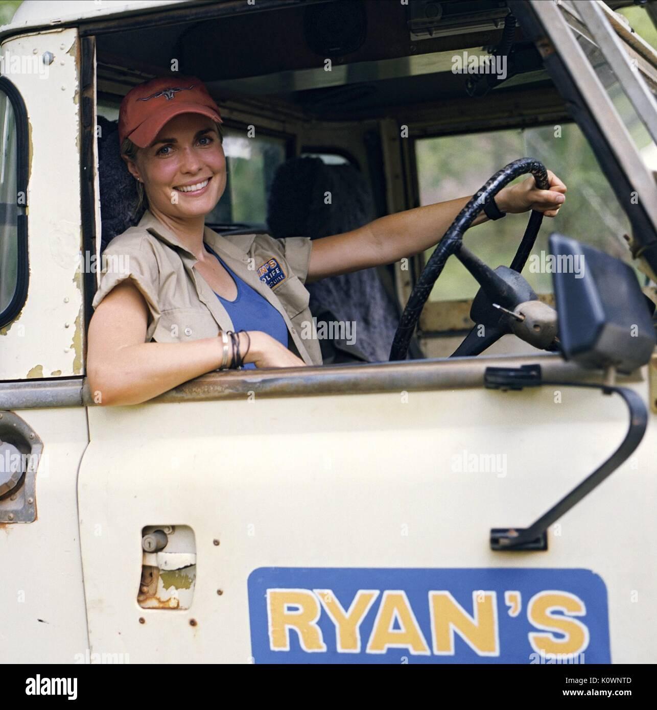 RADHA MITCHELL ROGUE (2007) - Stock Image