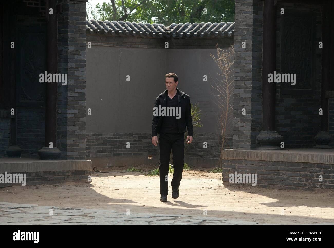KEANU REEVES MAN OF TAI CHI (2013) - Stock Image