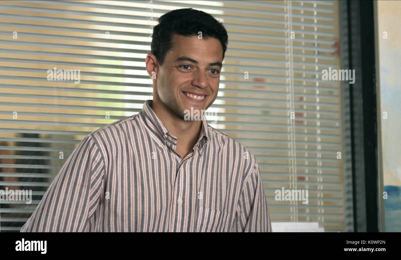 RAMI MALEK SHORT TERM 12 (2013 Stock Photo: 155459437 - Alamy