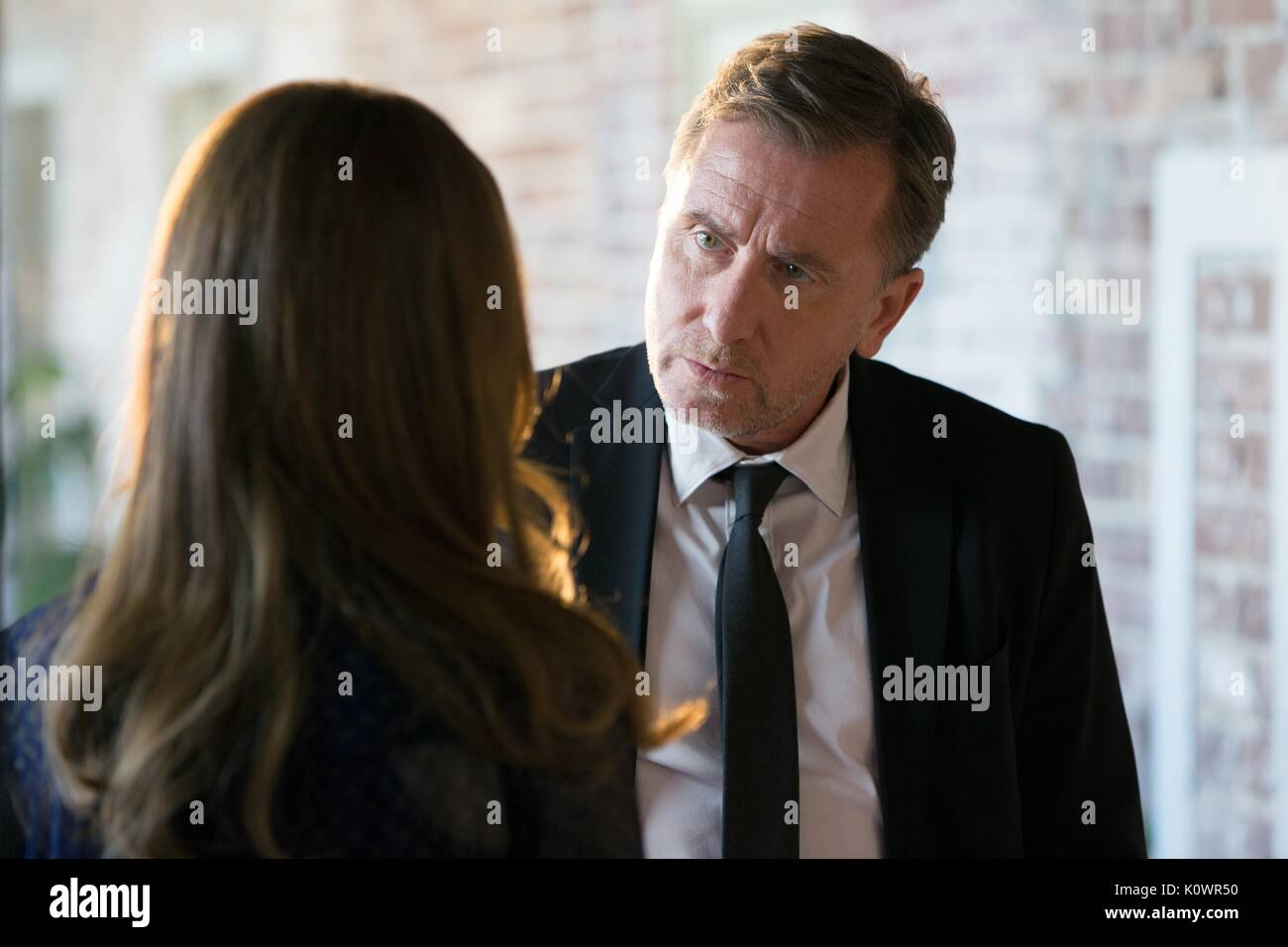 TIM ROTH MR. RIGHT (2015) - Stock Image