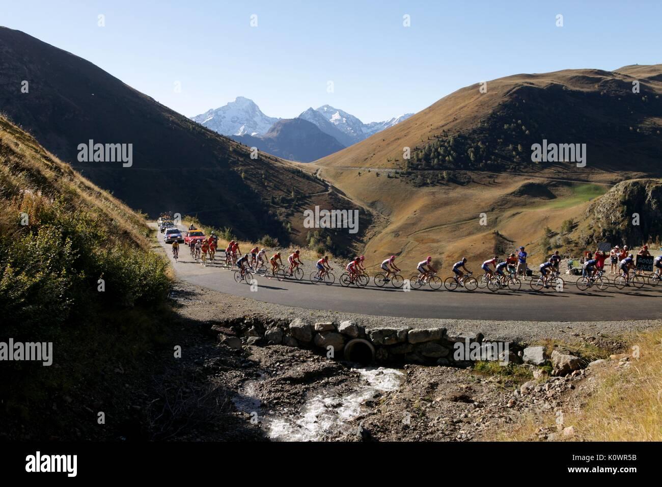CYCLE RACE THE PROGRAM (2015) - Stock Image