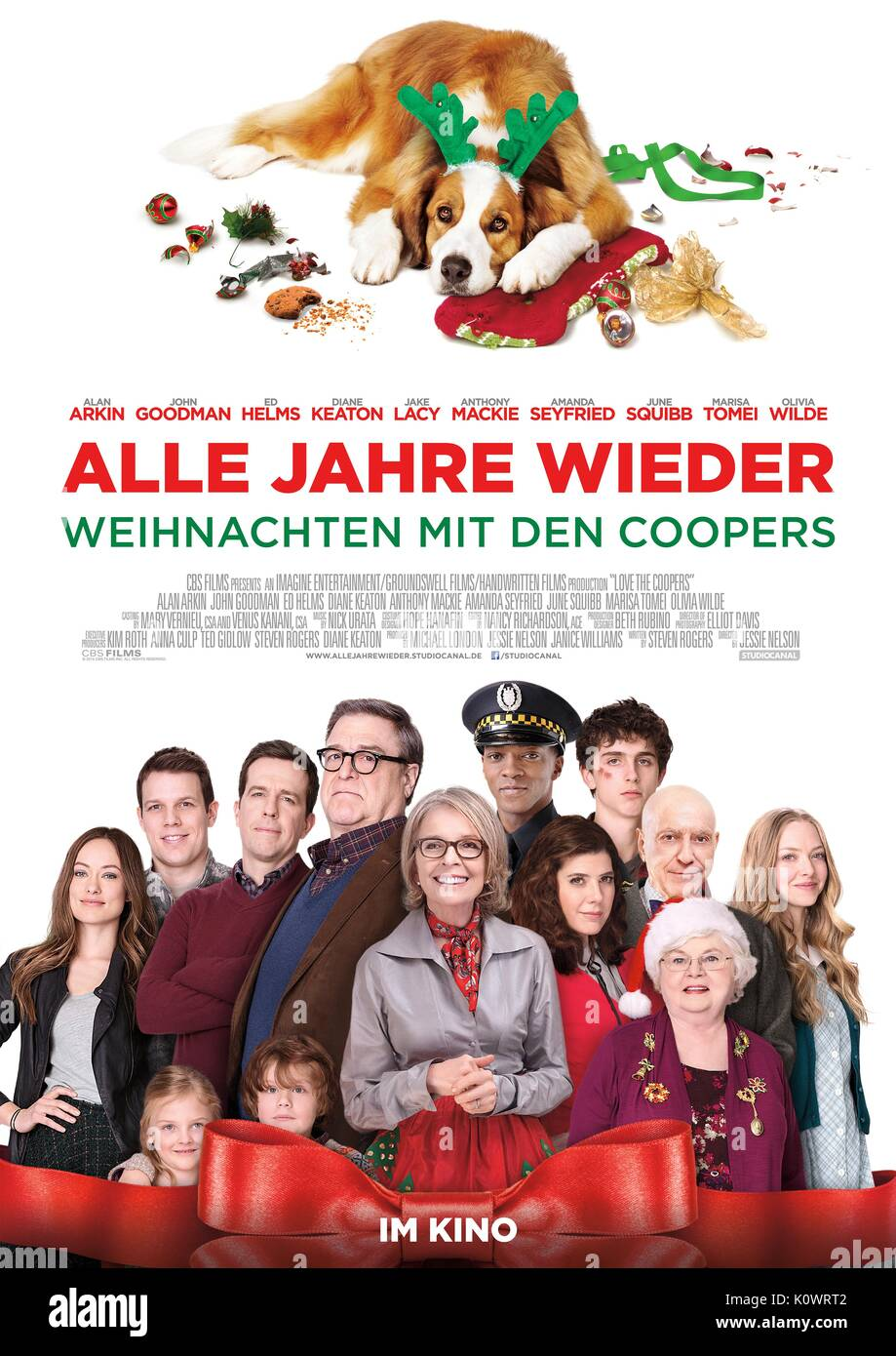 Love The Coopers 2015 Movie Stock Photos & Love The Coopers 2015 ...