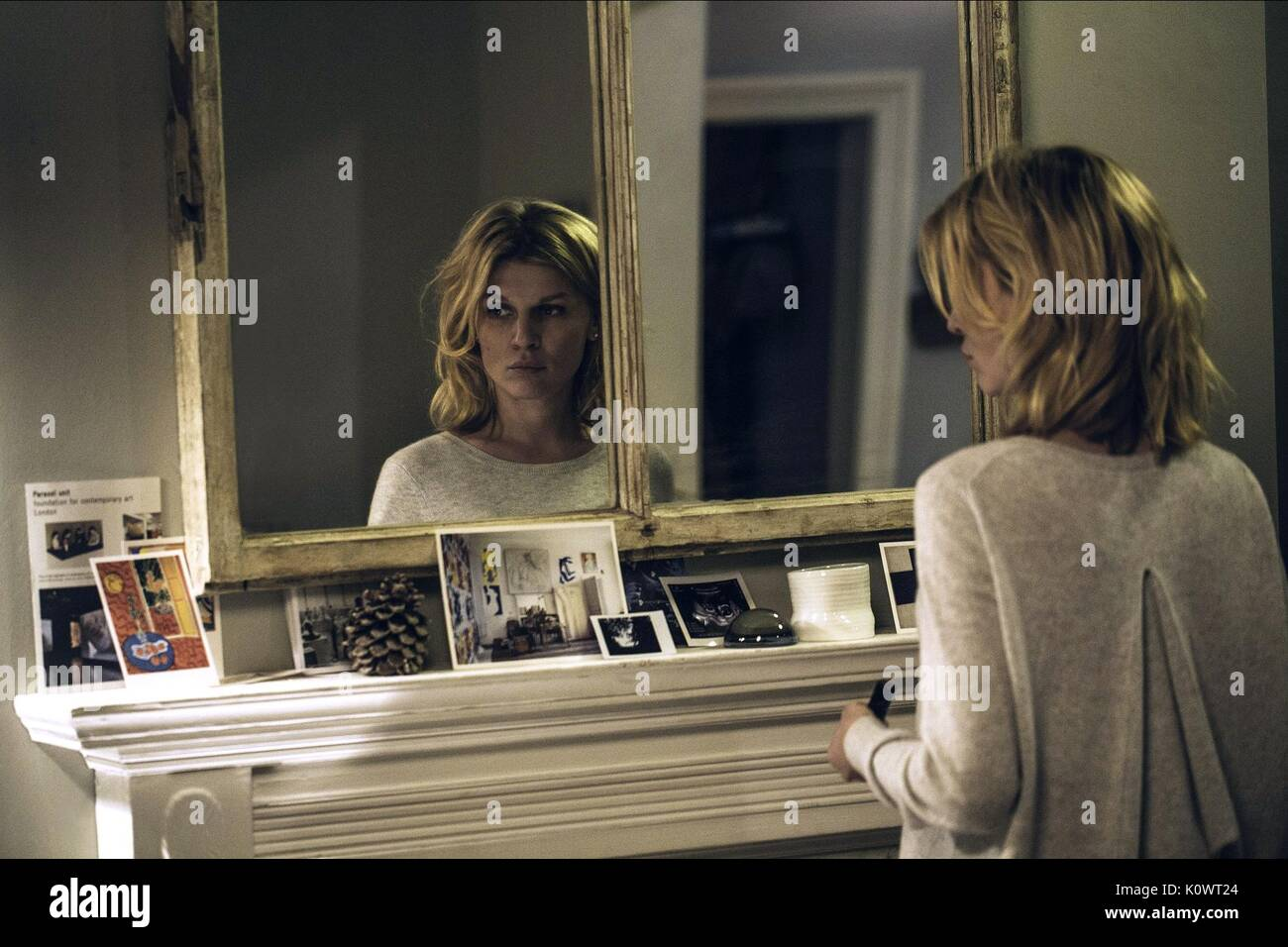 CLEMENCE POESY THE ONES BELOW (2015) - Stock Image
