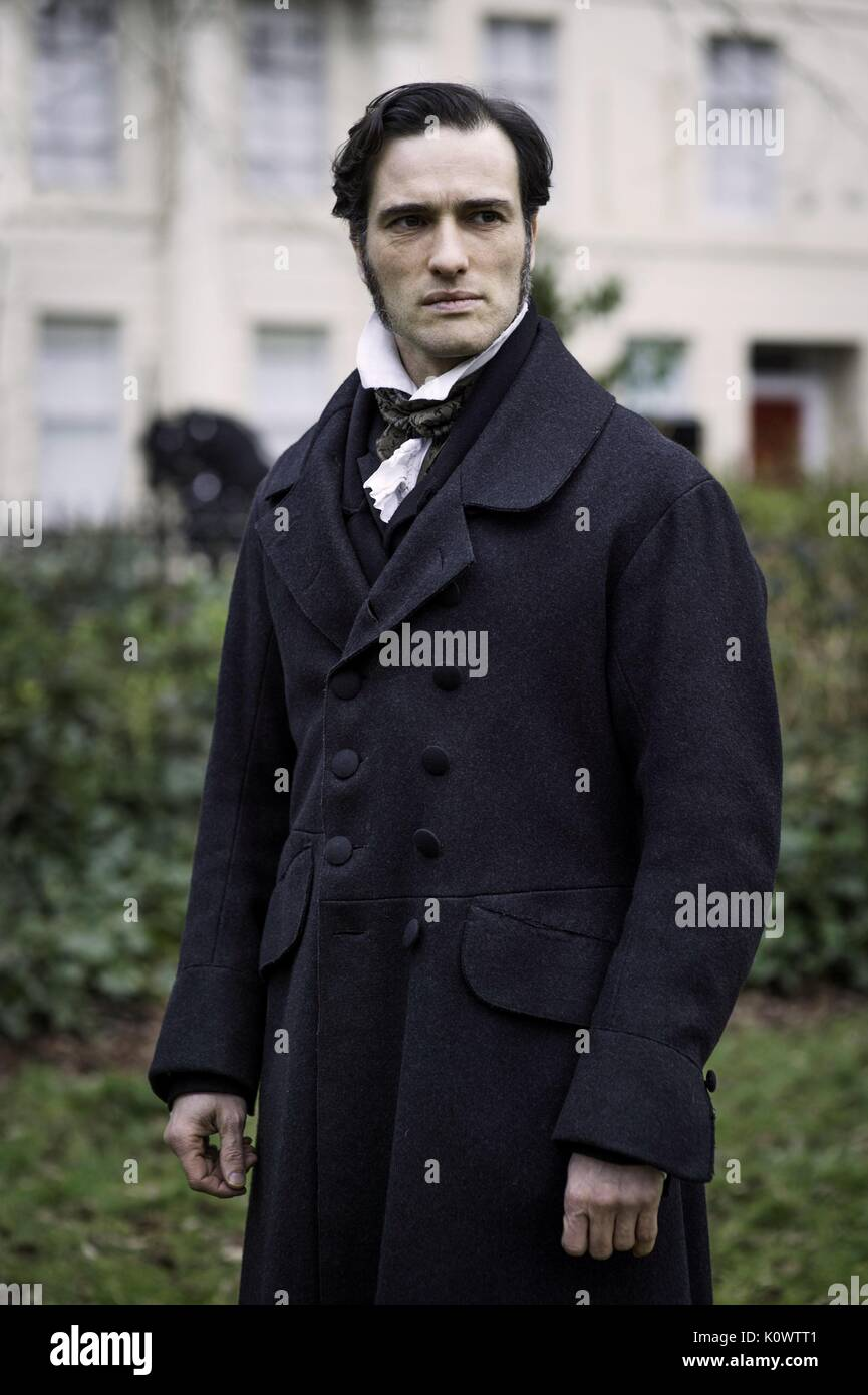 ED STOPPARD THE FRANKENSTEIN CHRONICLES (2015) - Stock Image
