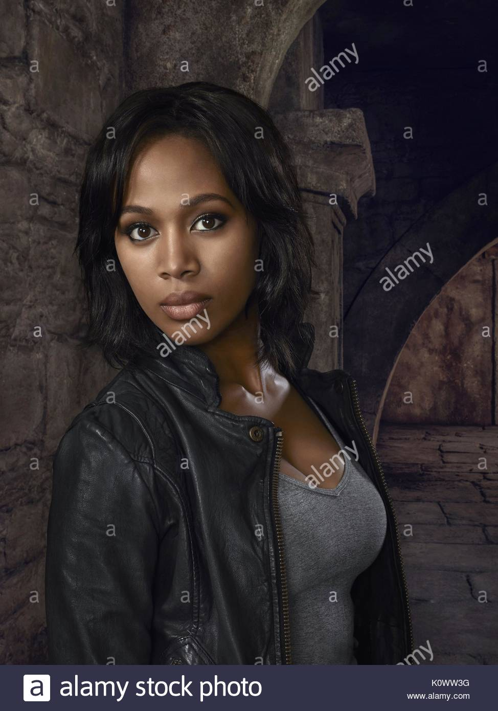 NICOLE BEHARIE SLEEPY HOLLOW : SEASON 3 (2015) - Stock Image