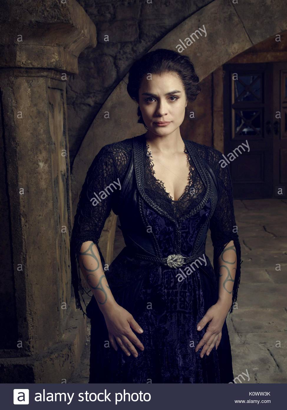 SHANNYN SOSSAMON SLEEPY HOLLOW : SEASON 3 (2015) - Stock Image