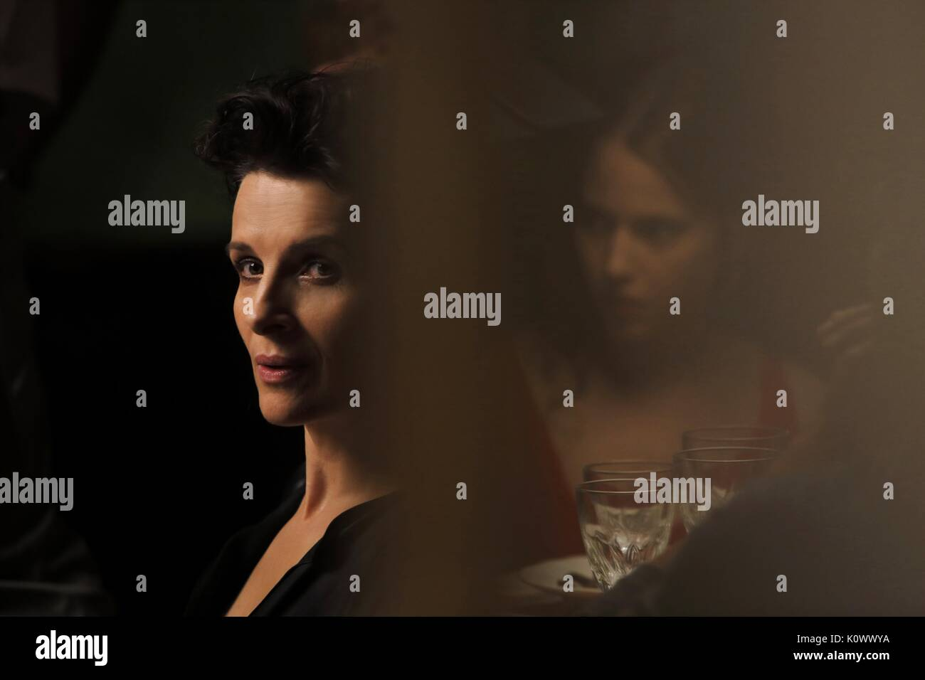 JULIETTE BINOCHE THE WAIT; L'ATTESA (2015) - Stock Image