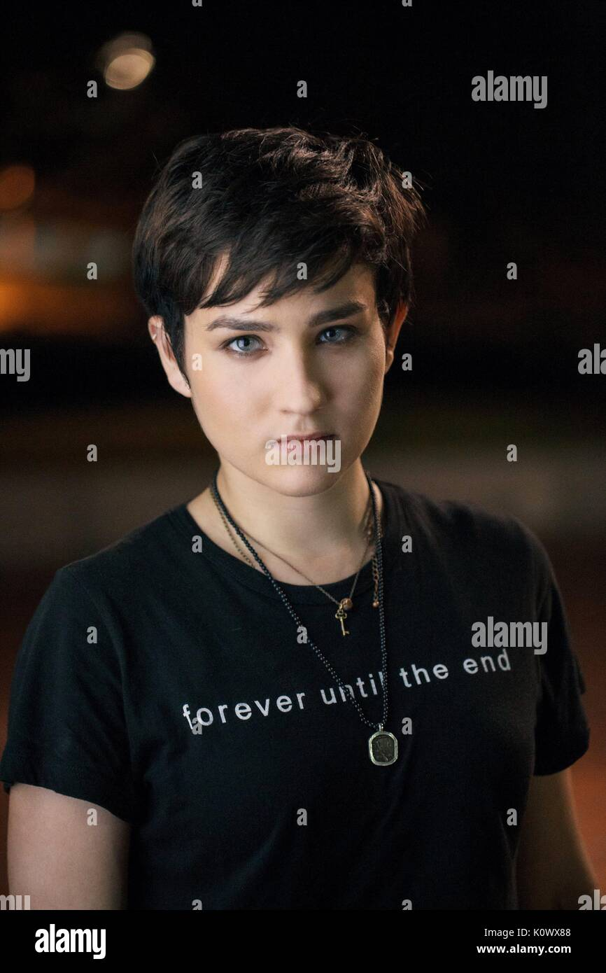 BEX TAYLOR-KLAUS SCREAM: THE TV SERIES (2015) - Stock Image