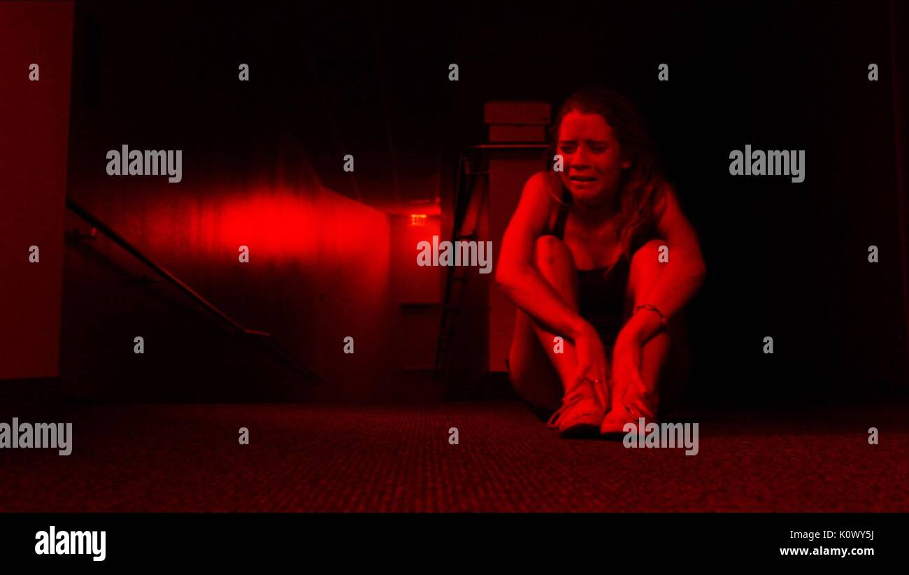 CASSIDY GIFFORD THE GALLOWS (2015) - Stock Image
