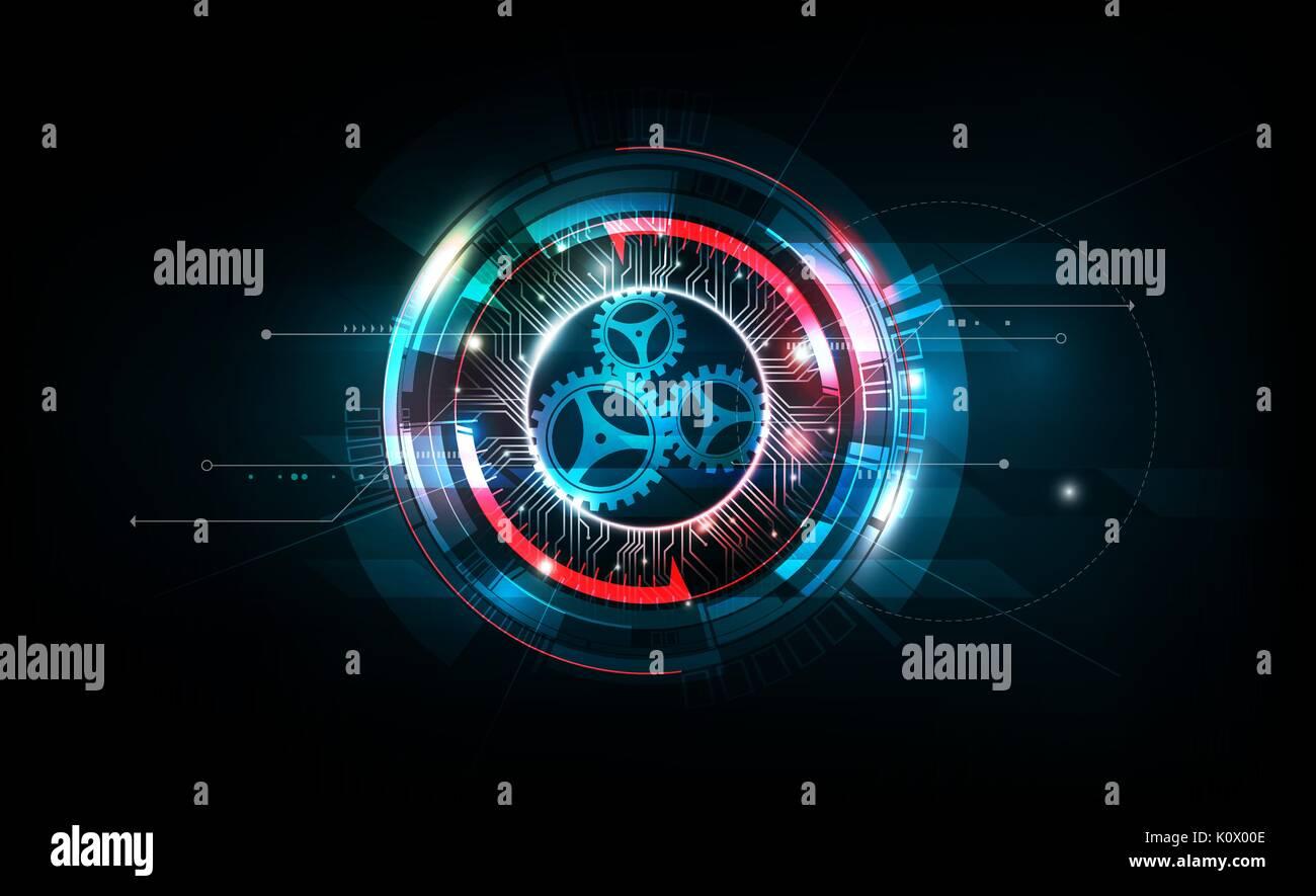 Futuristic Schematics Wallpaper - Online Schematic Diagram •