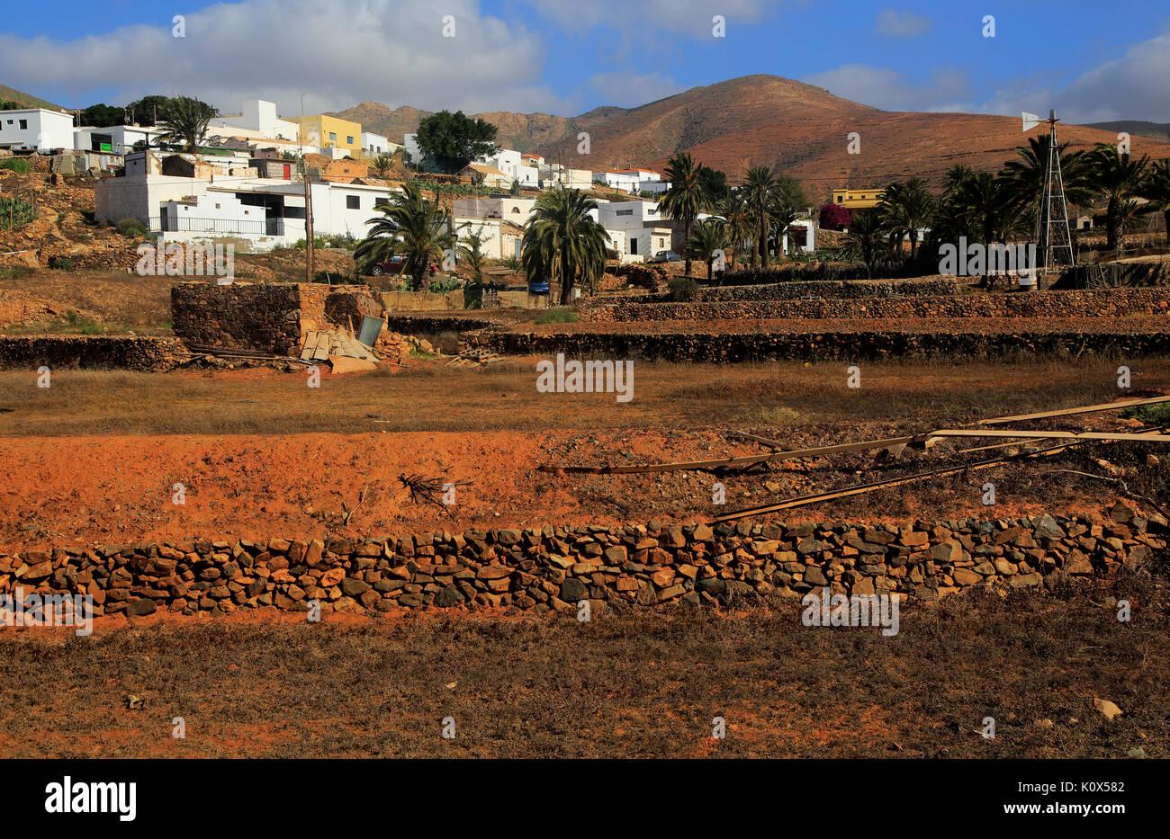 Village Toto In Fuerteventura Stock Photos & Village Toto In ...