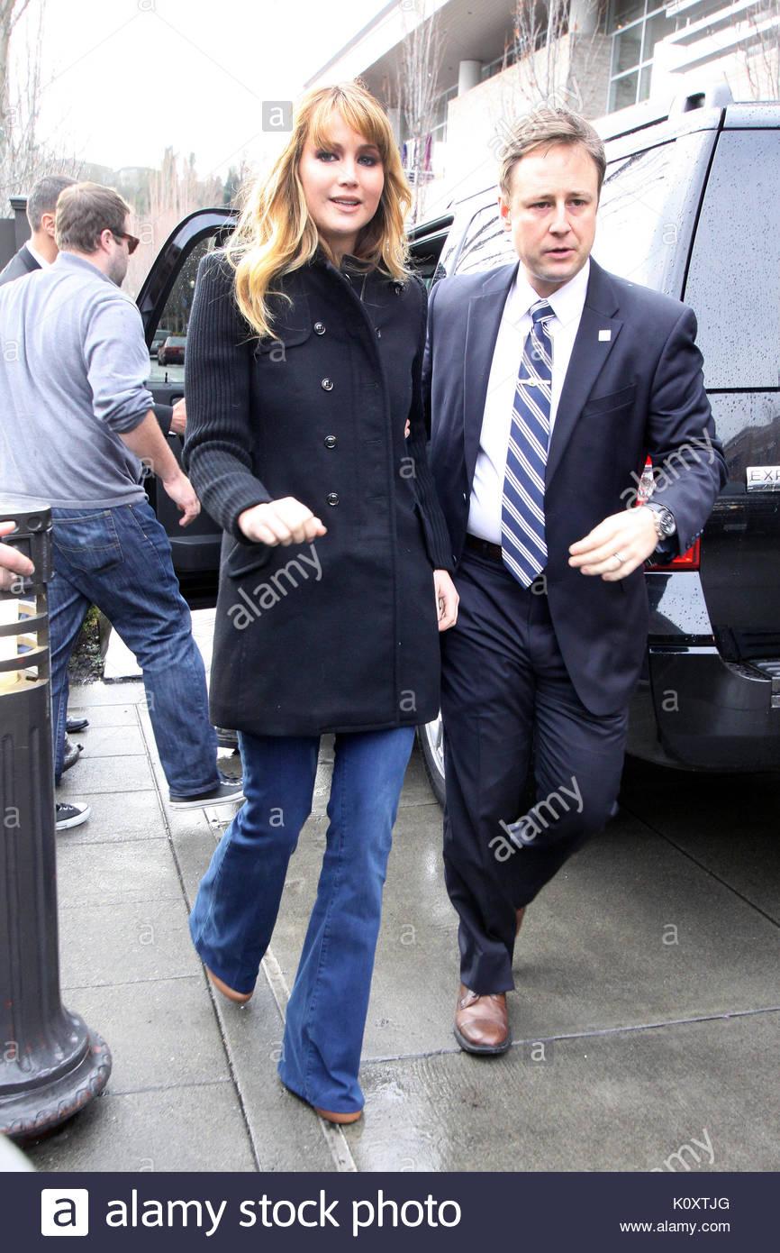 Jennifer Lawrence Jennifer Lawrence Liam Hemsworth And Josh Stock