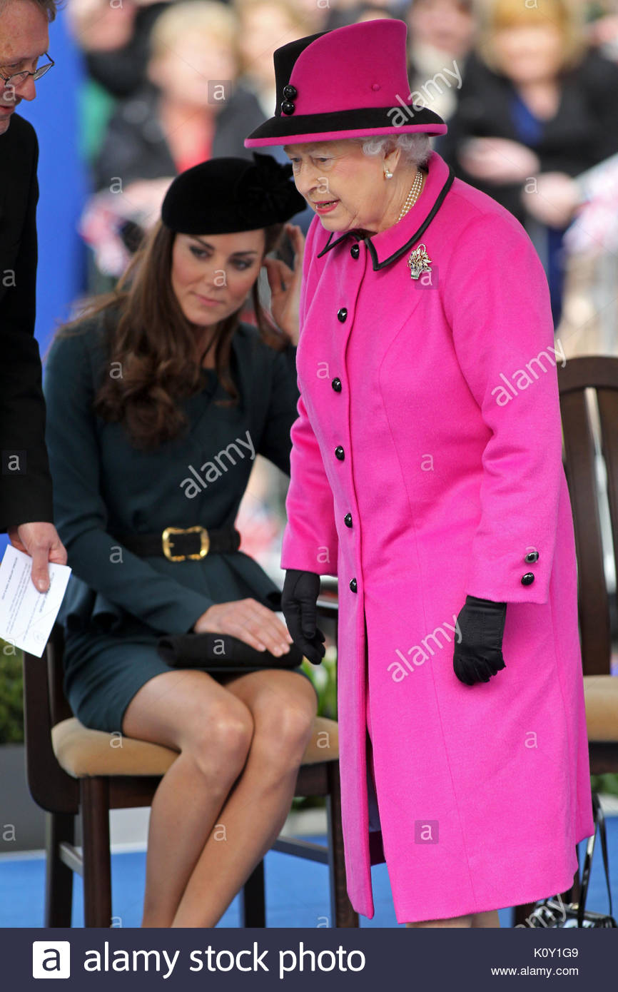 Catherine Middleton, Duchess of Cambridge and Her Royal Highness ...