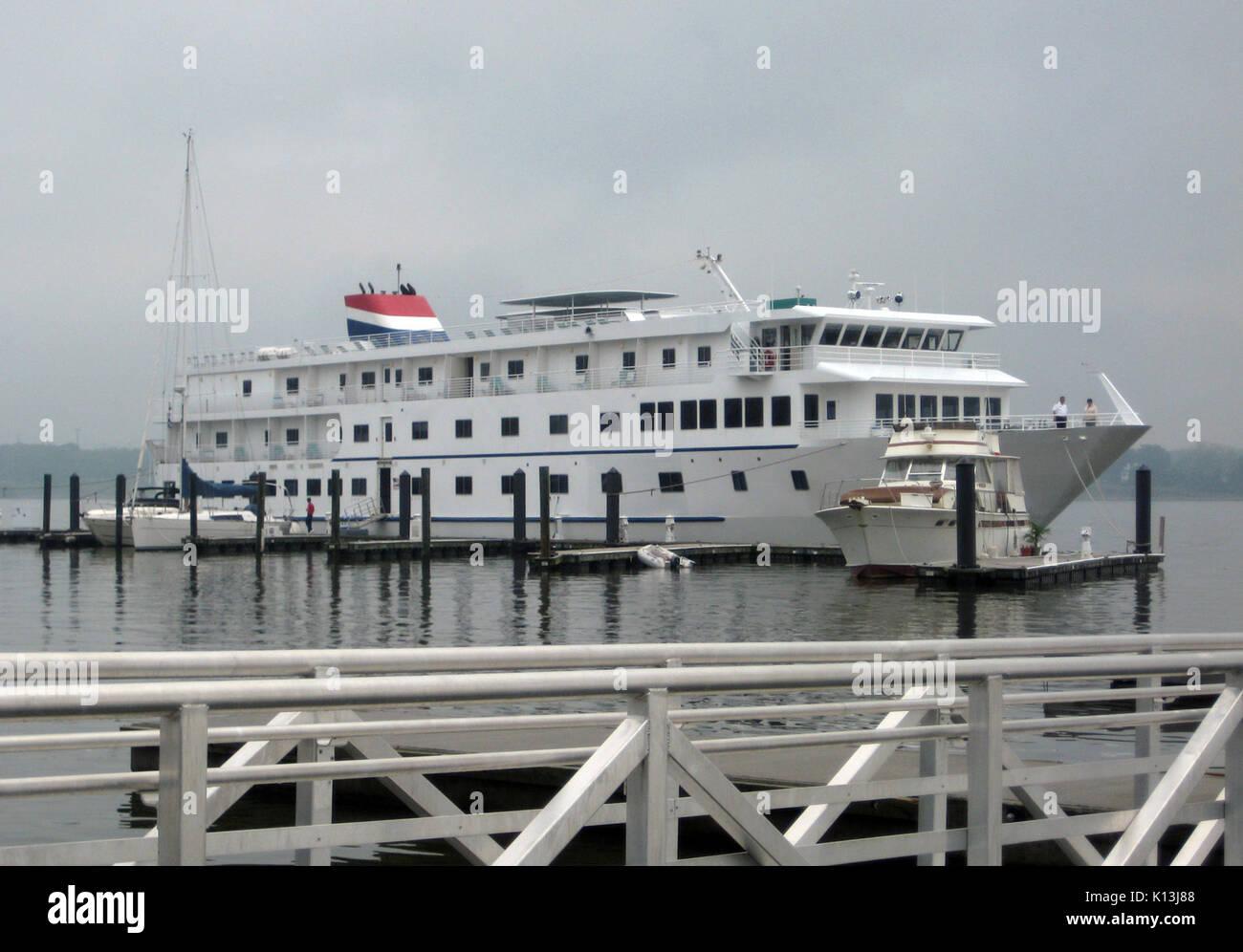 American Spirit in Havre de Grace 20110515 Stock Photo