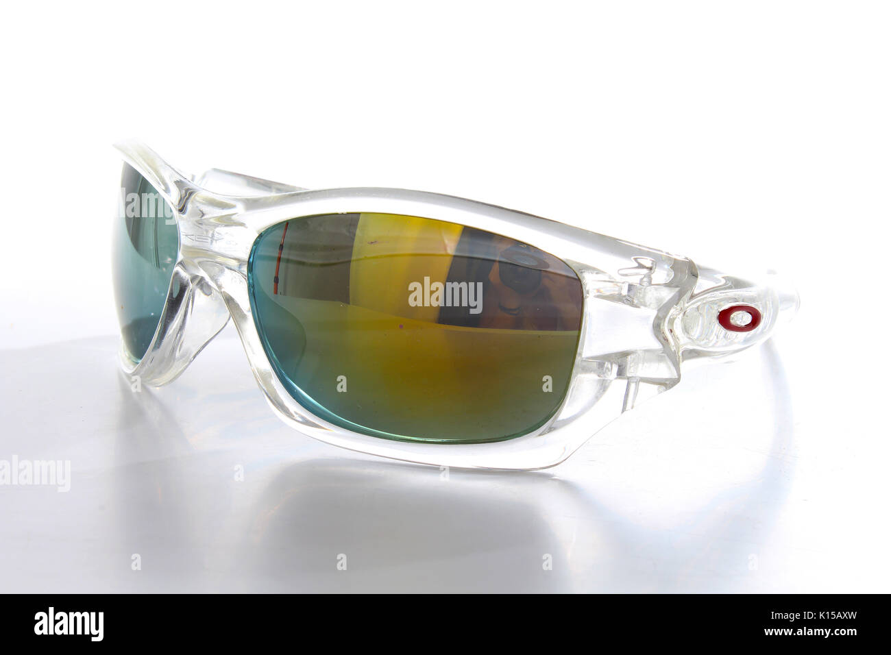 10028a1a75 Oakley sunglasses Stock Photo  155626321 - Alamy