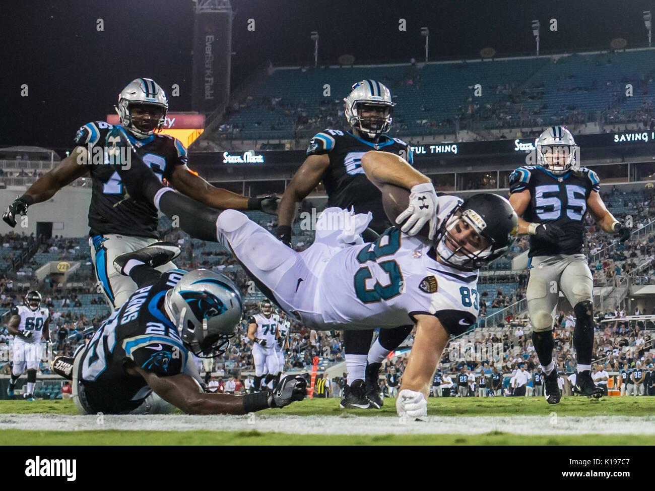 on sale e981a 33c74 August 24, 2017: Jacksonville Jaguars tight end Ben Koyack ...