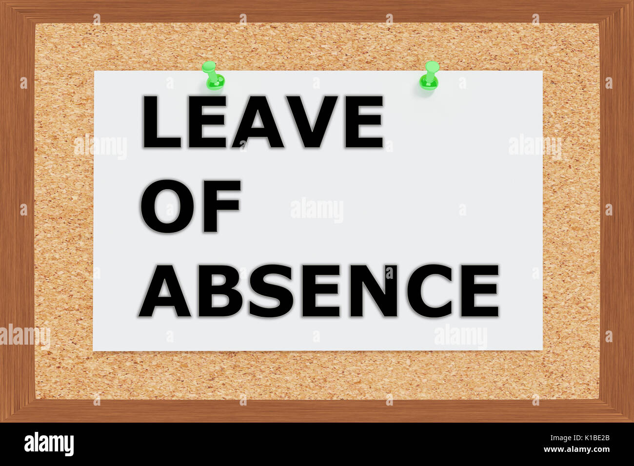 how to obtain a leave of absence from work