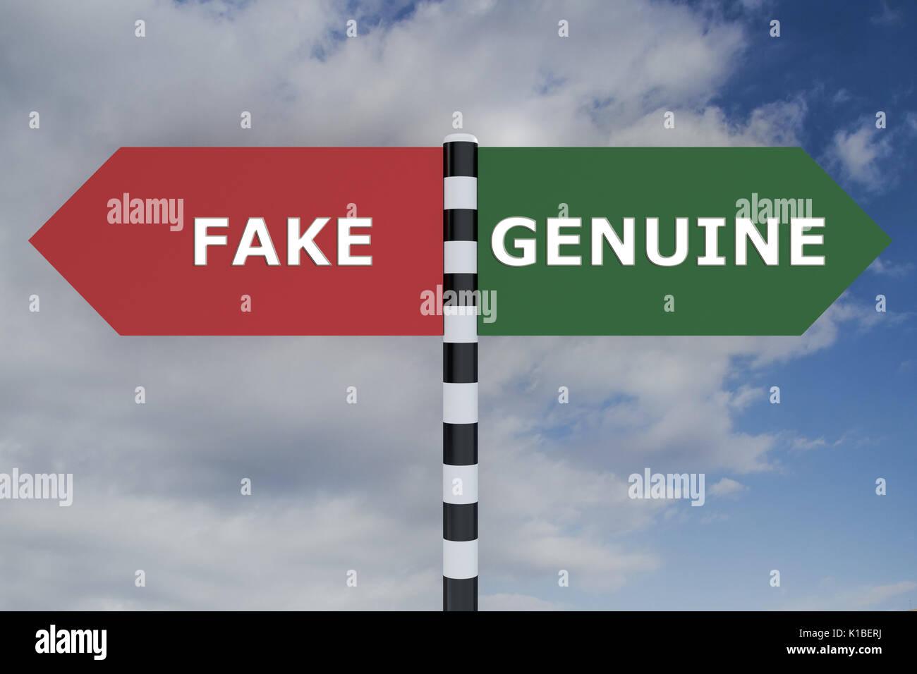 Genuine Fake Stock Photos & Genuine Fake Stock Images - Alamy