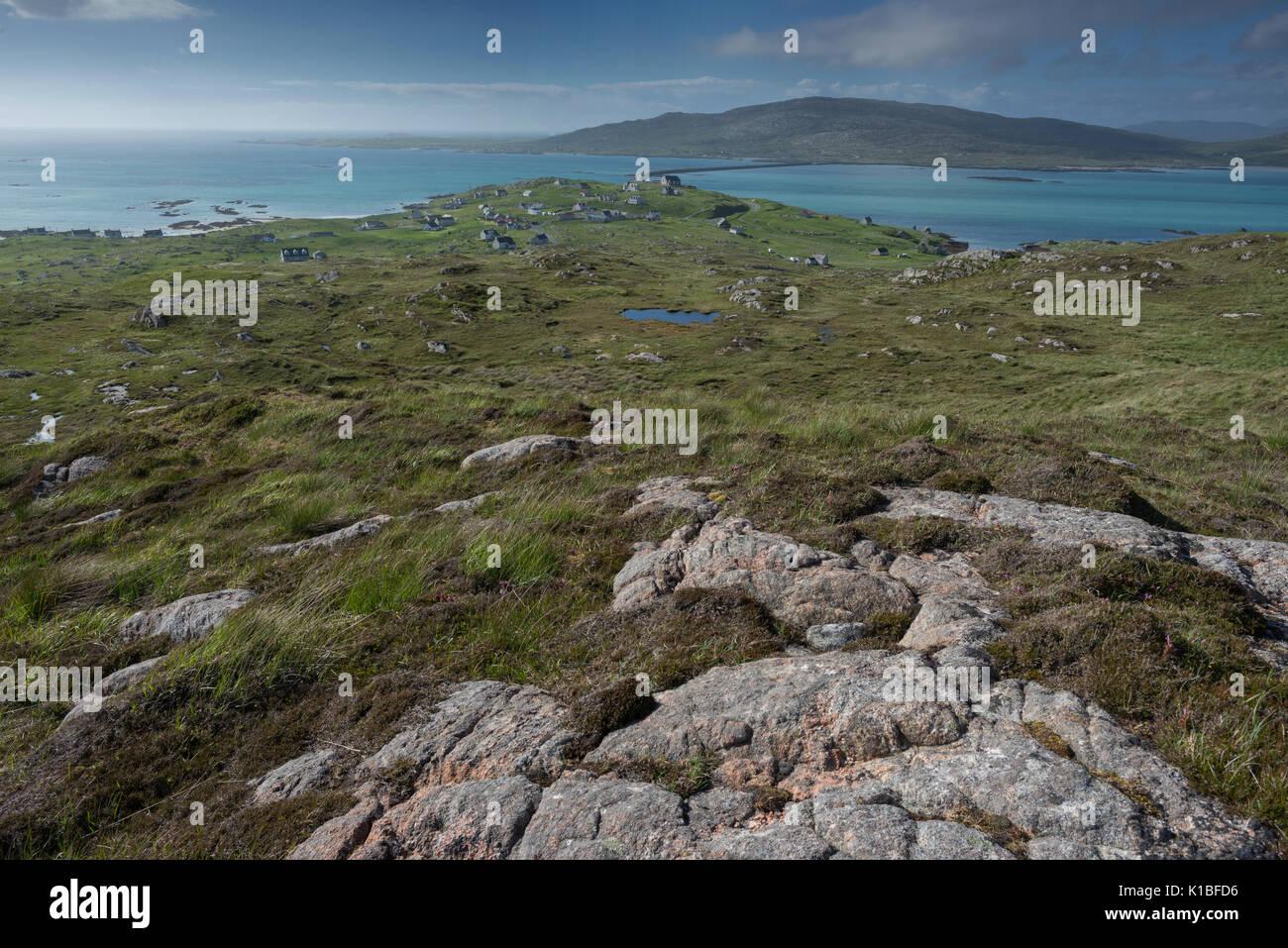 Eriksay Beach, Outer Hebrides - Stock Image