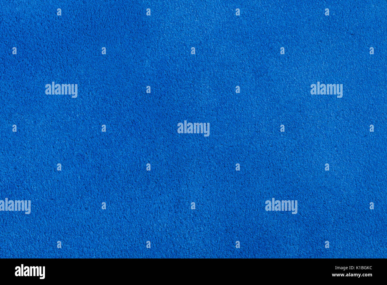 Blue velvet for background usage. High resolution photo. - Stock Image