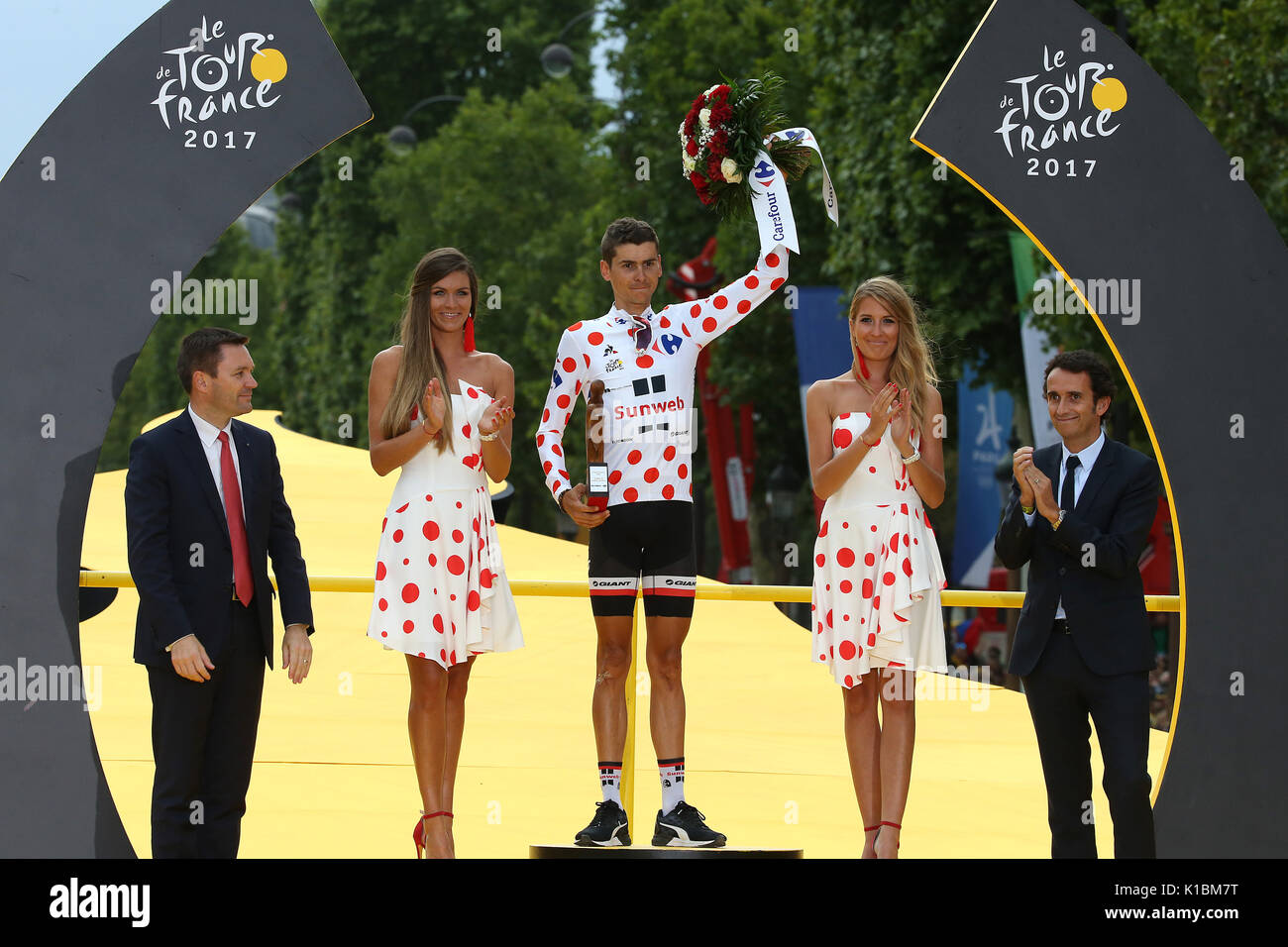 Tour De France Paris Stage Winners