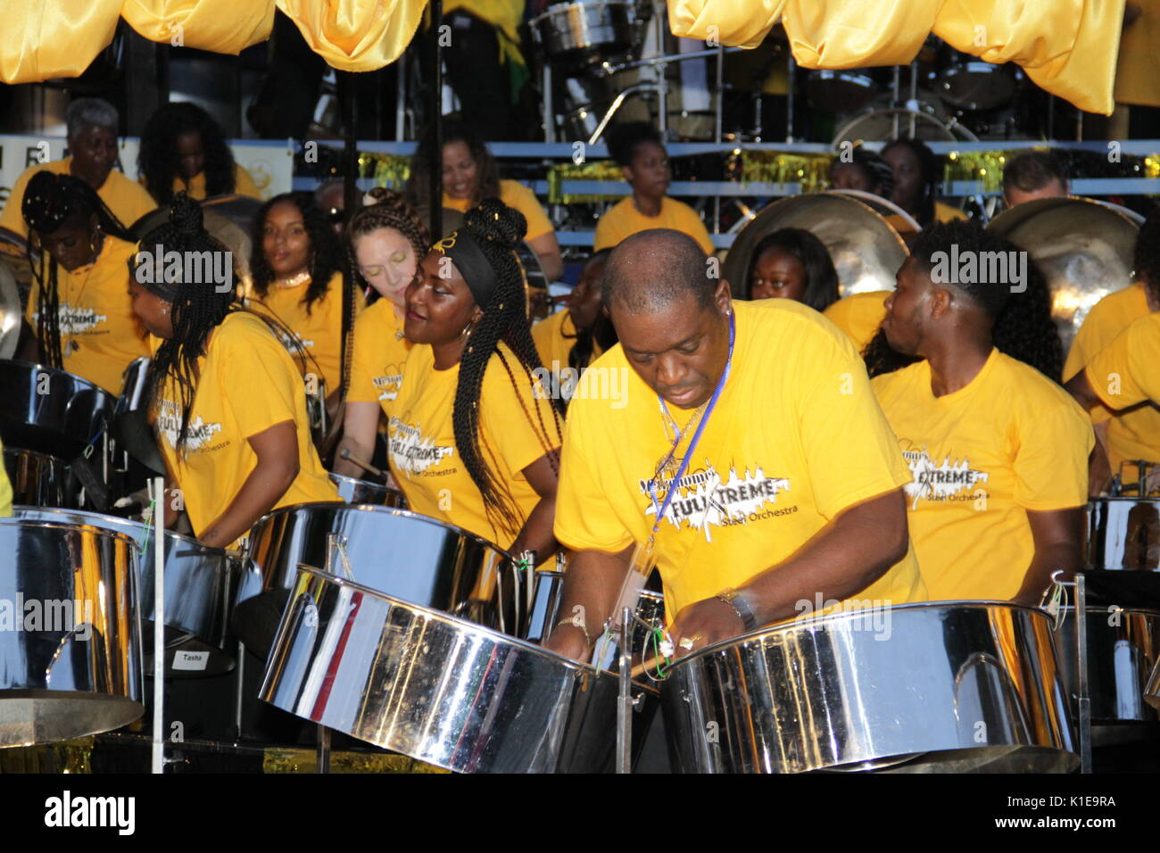 panorama member bands at playing croydon stock drum notting band members steel championships the hill s from orchestra photo