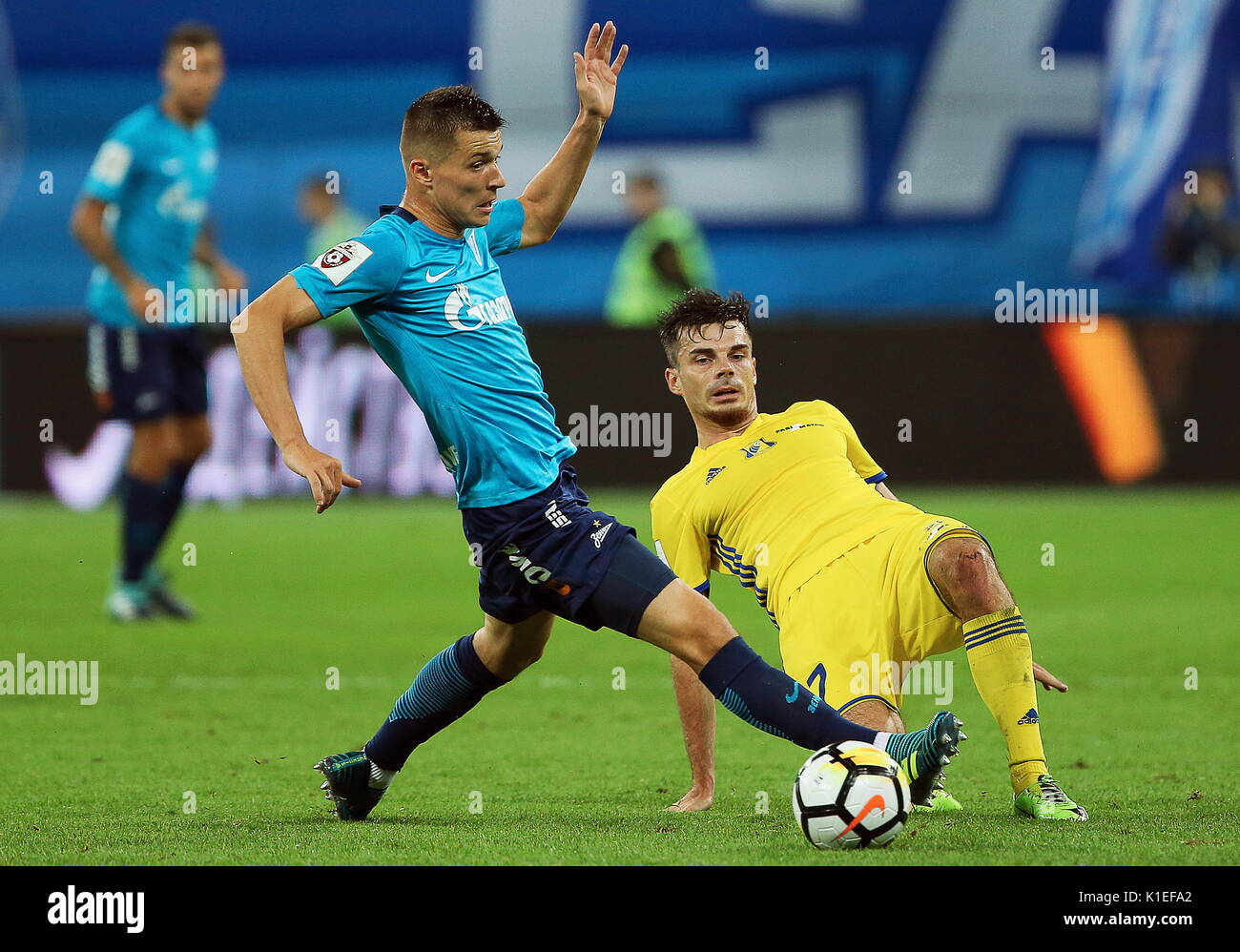 Composition of FC Rostov for the 2017-2018 season 41