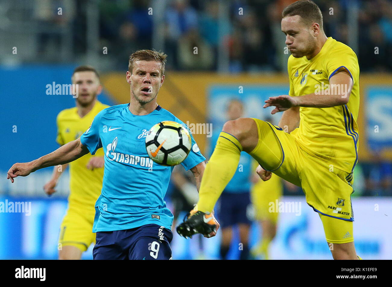 Composition of FC Rostov for the 2017-2018 season 19