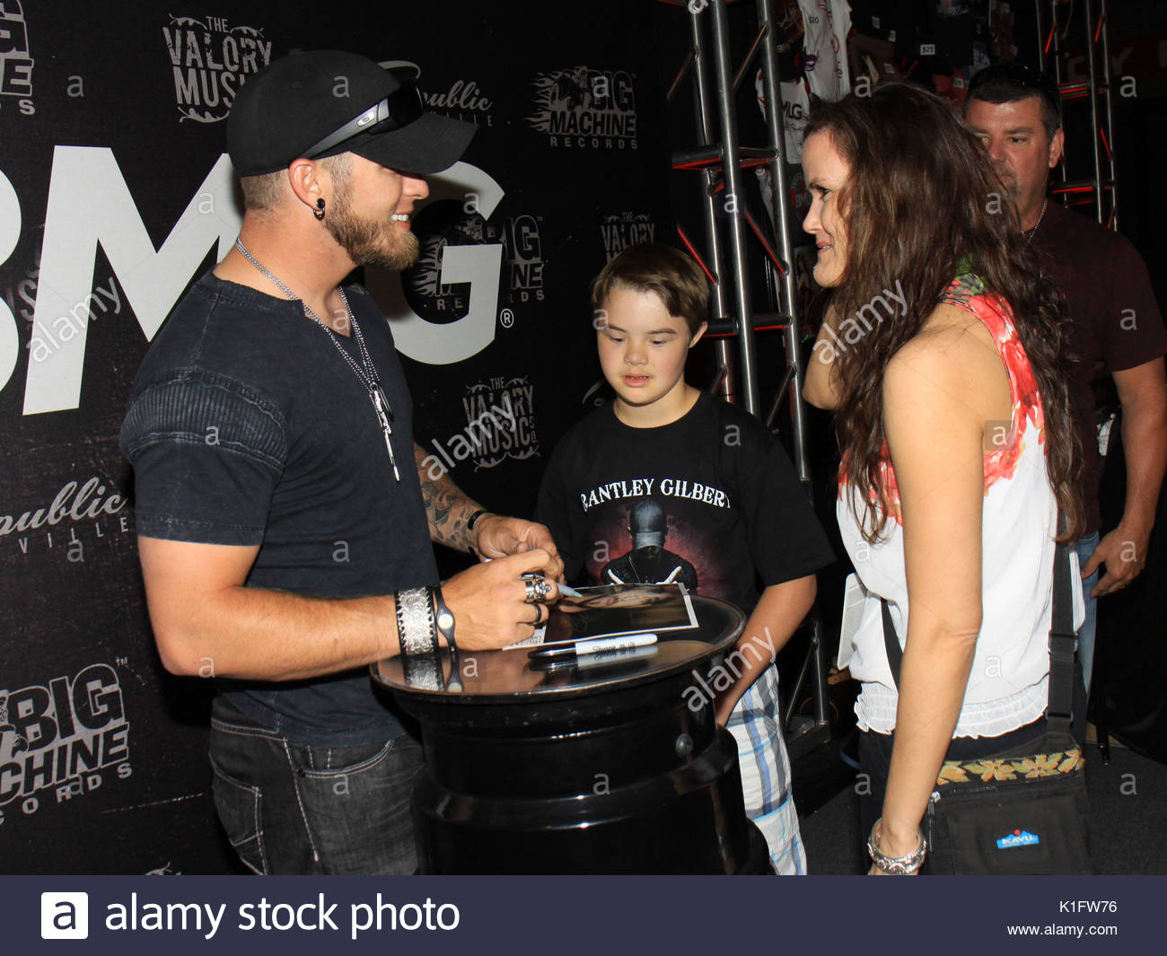Brantley gilbert country stars and their fans came together at the brantley gilbert country stars and their fans came together at the cma music festival where fans could get autographs pose for photos and meet their m4hsunfo