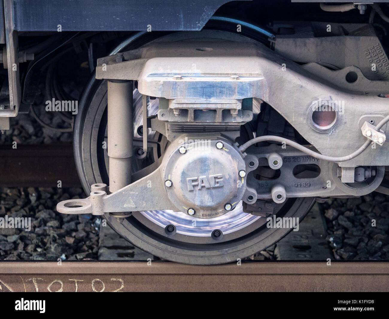 Air brakes stock photos images alamy