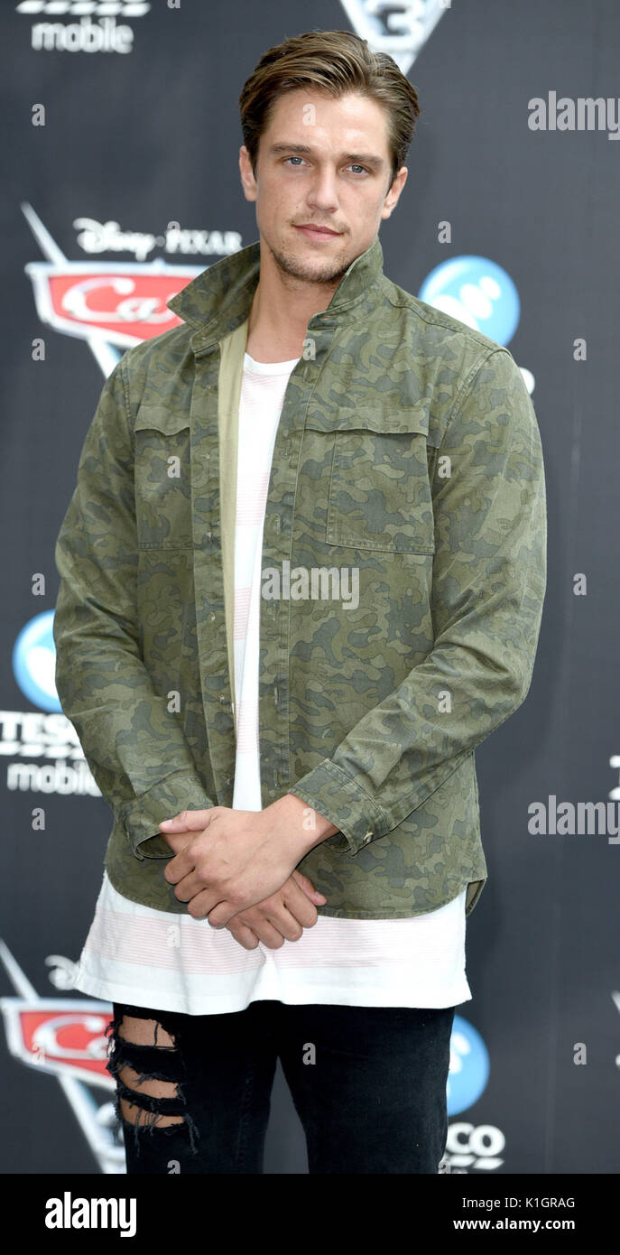 Photo Must Be Credited ©Alpha Press 079965 09/07/2017 Lewis Bloor at the Cars 3 Movie Charity Gala Screening held at VUE Cinema in Westfield Shepherds Bush, London. - Stock Image