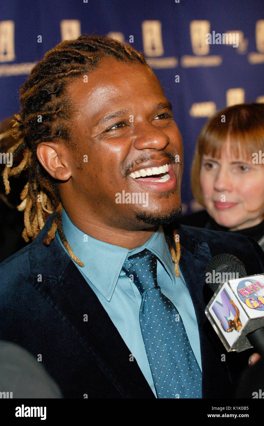 Ryan Shaw attending 10th Annual GRAMMY Foundation Music Preservation Project Wilshire Ebell Theater Los Angeles,Ca. - Stock Image