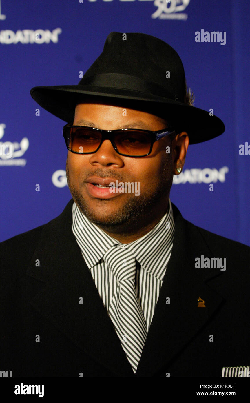 Jimmy Jam attending 10th Annual GRAMMY Foundation Music Preservation Project Wilshire Ebell Theater Los Angeles,Ca. - Stock Image