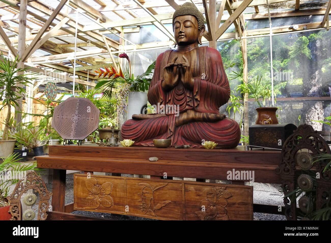 Sacred Garden Of Maliko Stock Photos & Sacred Garden Of Maliko Stock ...