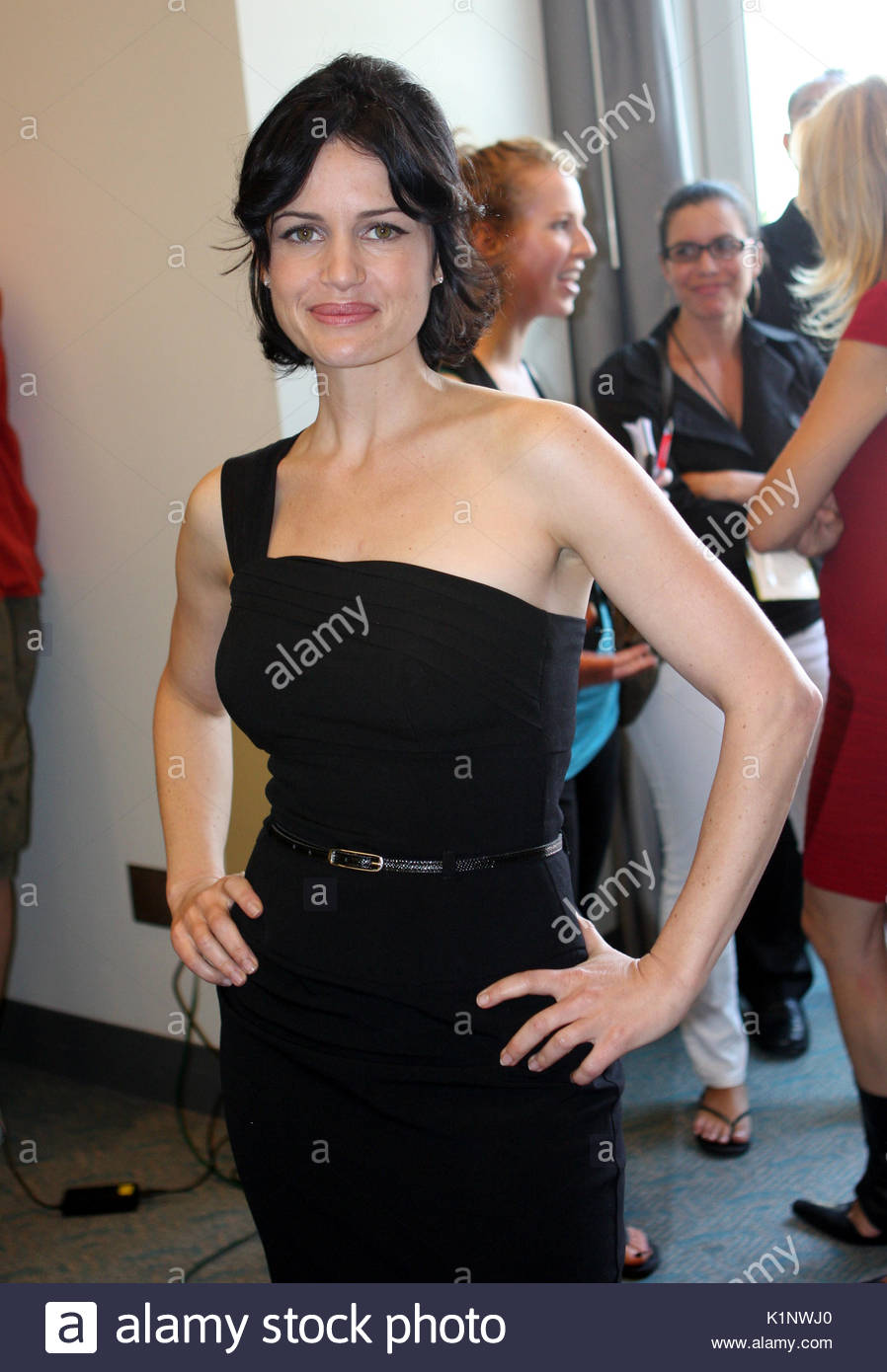 Carla gugino the cast of the watchmen press junket at the san the cast of the watchmen press junket at the san diego comic con ccuart Image collections