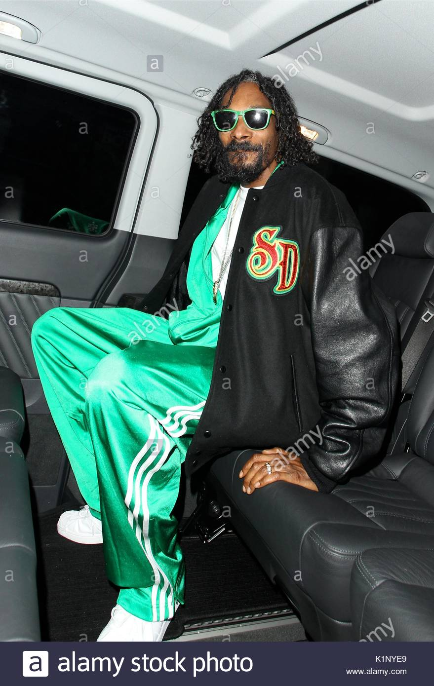 Snoop Dogg Snoop Dogg Is Seen Here Leaving The Box Night Club In