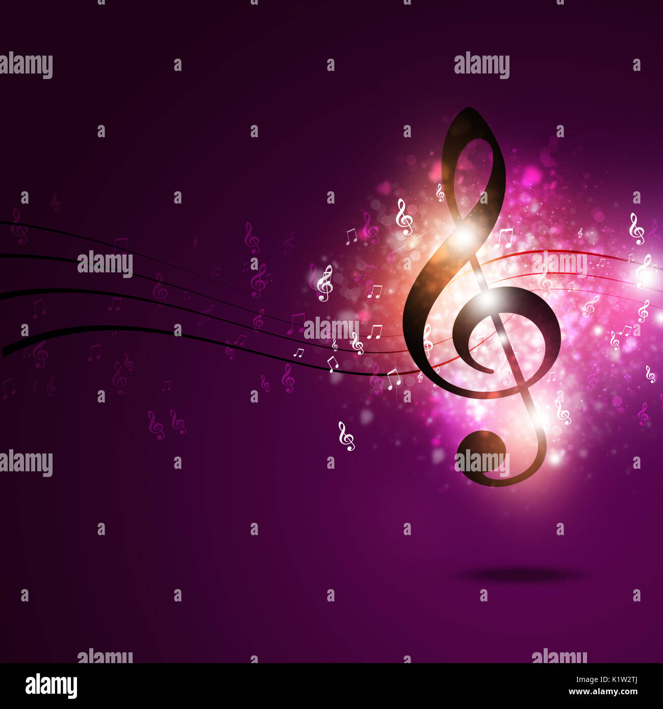 Abstract Party Music Background Flyers Stock Photos Abstract Party
