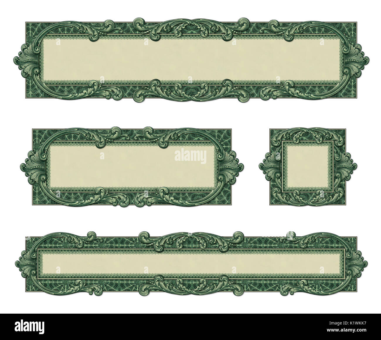 Dollar Frames Stock Photos & Dollar Frames Stock Images - Alamy