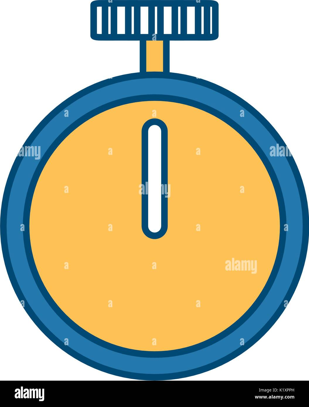 time count fast delivery and accuracy concept - Stock Image