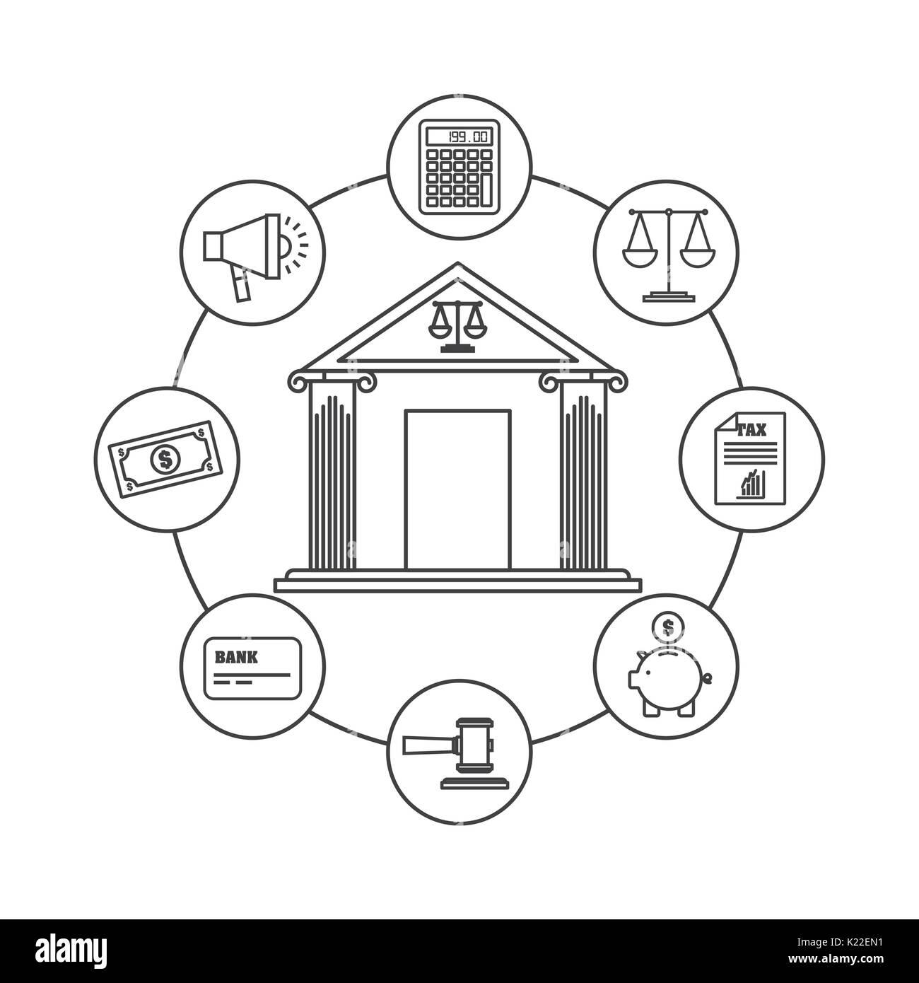 money concept design  - Stock Image