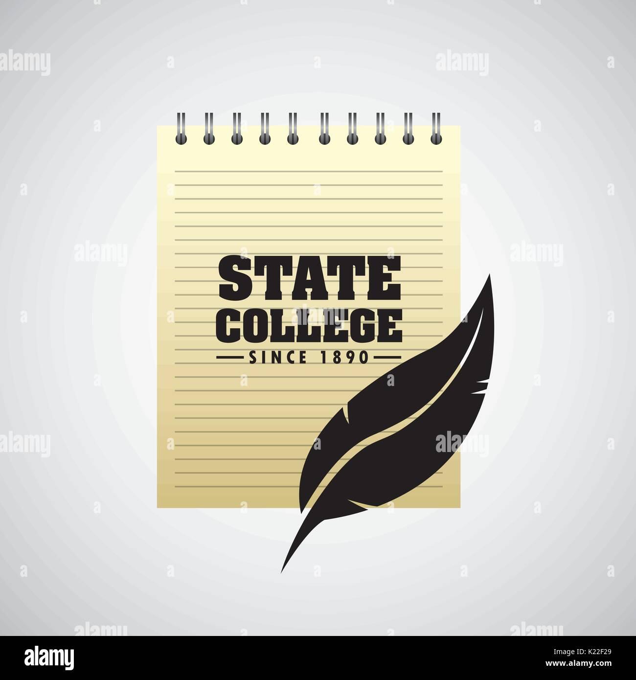 staten college  design  - Stock Image
