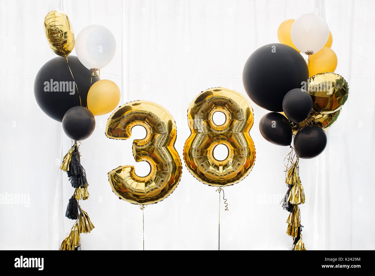 Number Thirty Eight 38 High Resolution Stock Photography And Images Alamy