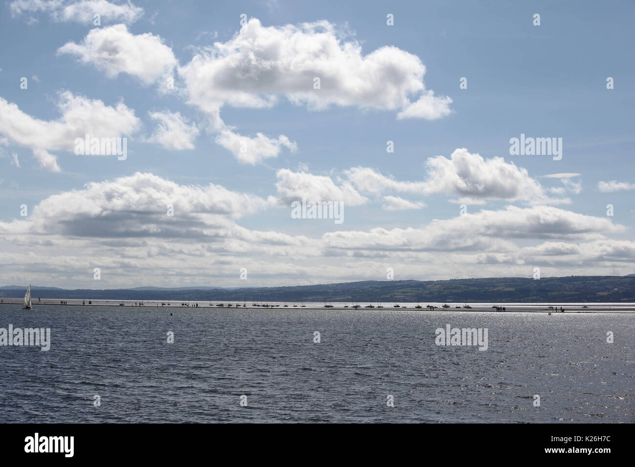 West Kirby - Stock Image
