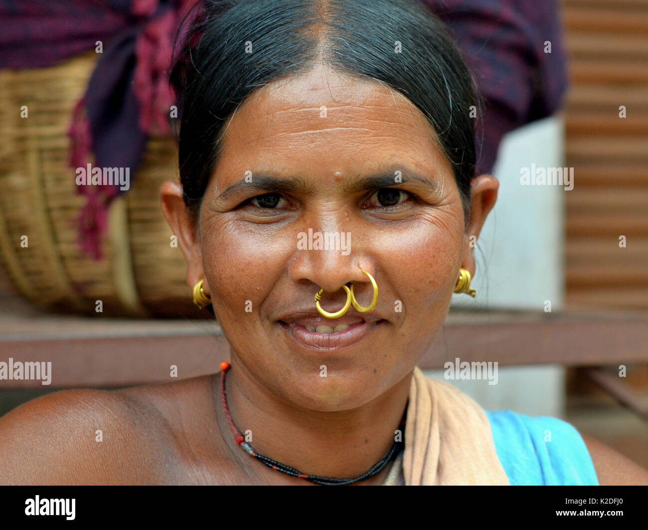 Nose Rings Stock Photos & Nose Rings Stock Images - Alamy