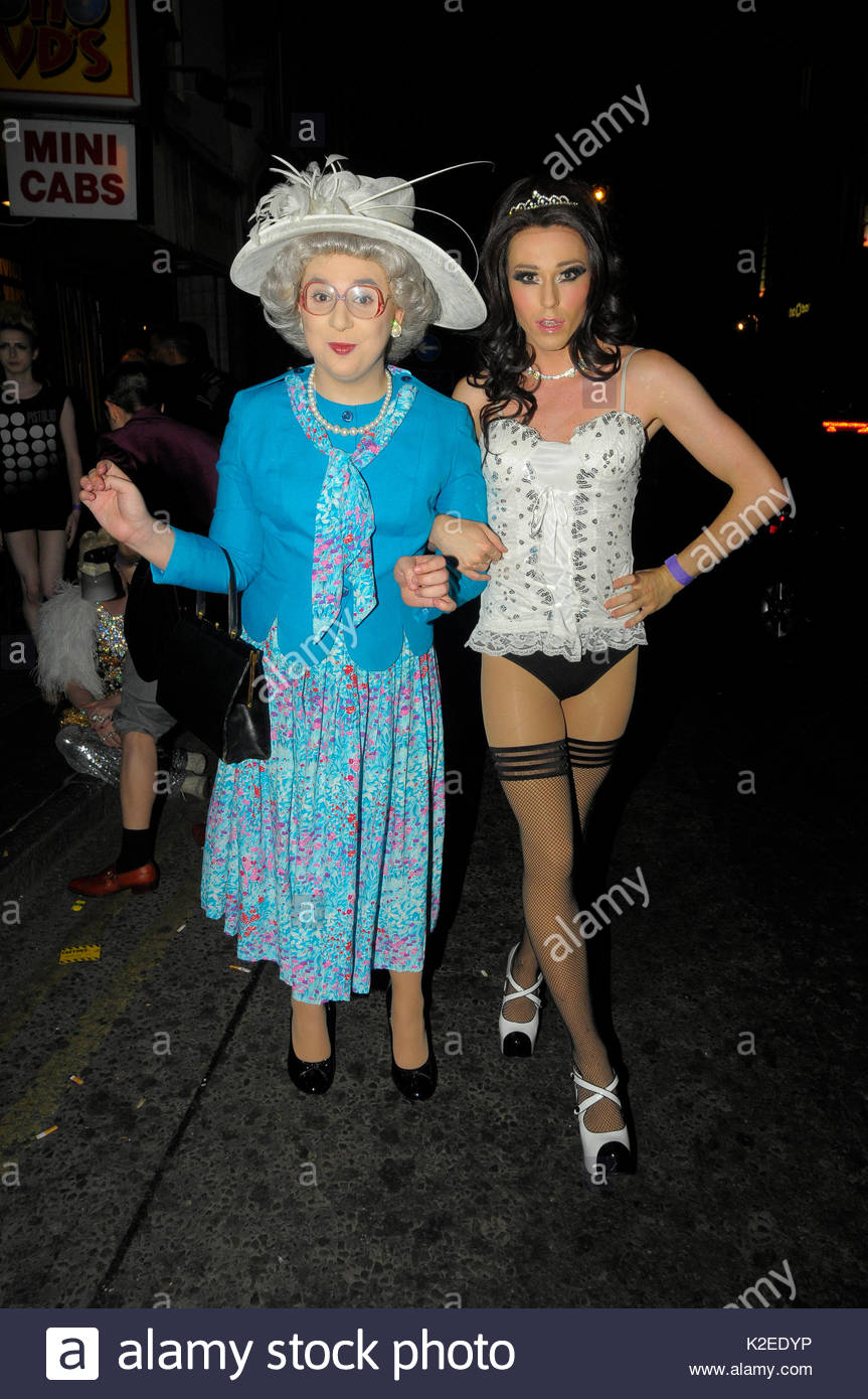 from Otto transvestite and gay taxi service london
