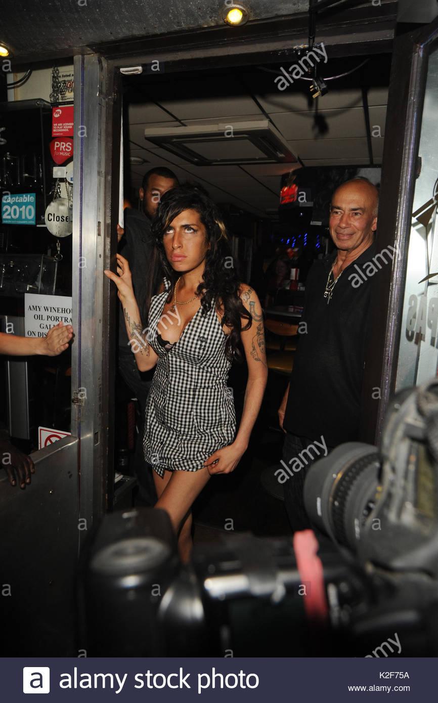 11e2bb6c53 Amy Winehouse. Amy Winehouse at Jazz after Dark in Soho