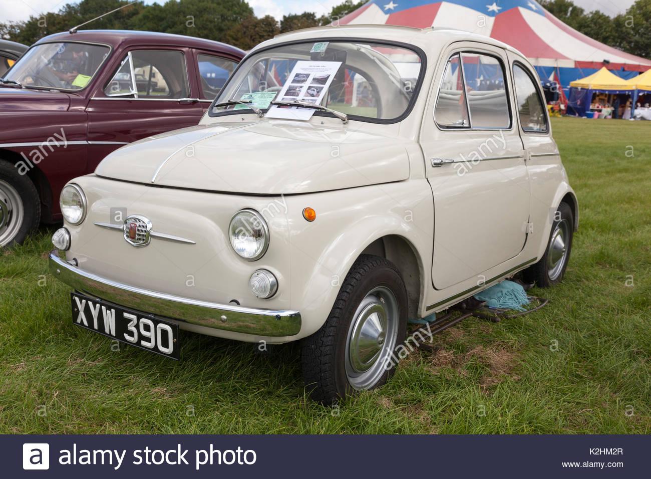 1959 Fiat 500n Stock Photo 156511567 Alamy