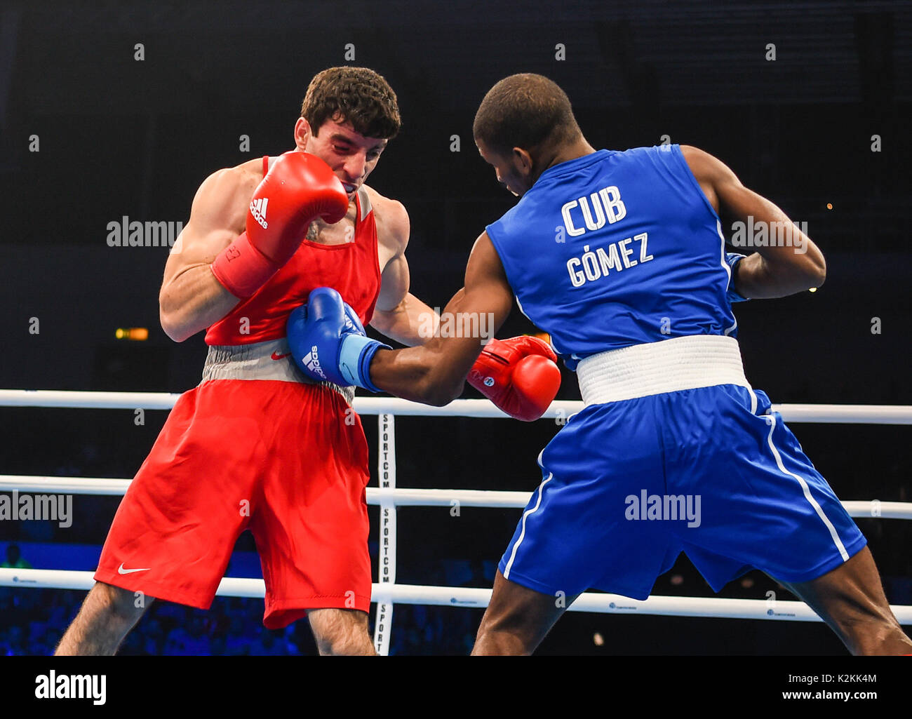 World amateur boxing pic 744